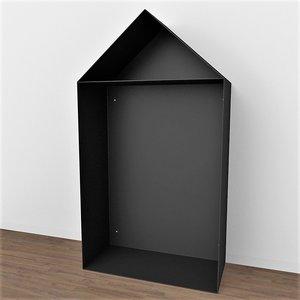 Grycksbo - vedställ svart 1450