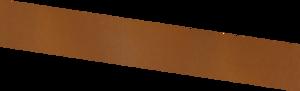 Basic - kantstöd corten 3000X200 (3 mm)