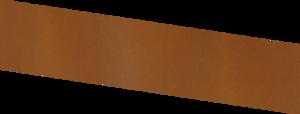 Basic - kantstöd corten 3000X300  (4 mm)